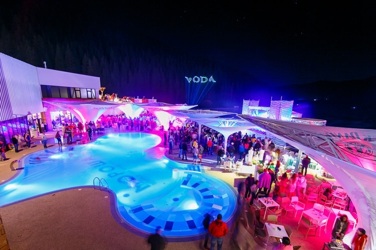 VODA day and night club